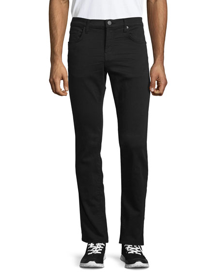 J Brand Jeans Tyler Slim-Fit Luxe Terry Jeans,