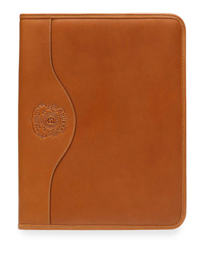 Leather Notebook Cover No. 223, Chestnut