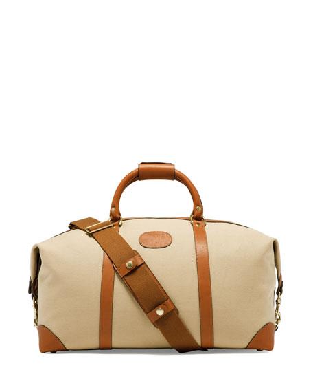 Ghurka Cavalier II No.97 Twill Duffel Bag, Khaki