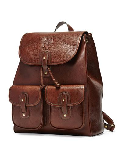 Blazer No. 278 Leather Backpack, Vintage Chestnut