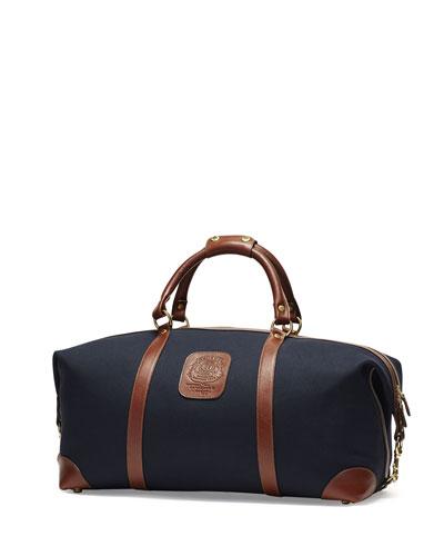 Cavalier II No. 97 Twill Duffle Bag, Navy