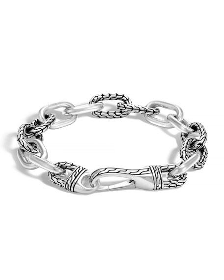 Men's Classic Chain Link Bracelet