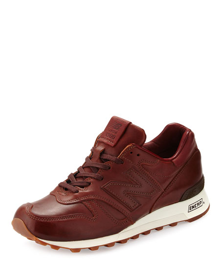 New Balance Men's 1300 Bespoke Classic Leather Sneaker,