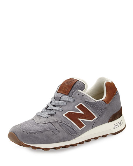 New Balance Men's Classic 1300 America Undiscovered Suede/Leather