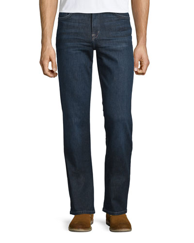 Brixton Kassidy Eco-Friendly Denim Jeans, Dark Blue