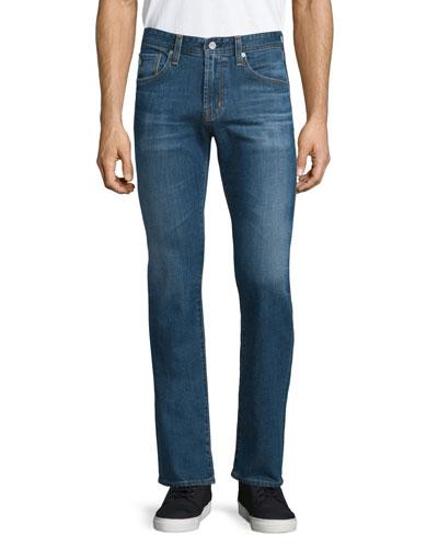 Matchbox Medium Blue Denim Jeans, Thornbush