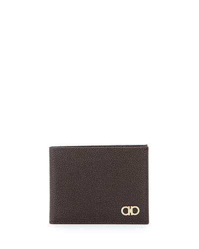 Ten-Forty One Bi-Fold Wallet, Chocolate