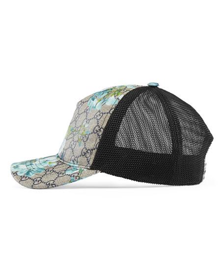 GG/MESH BASEBALL HAT IN BLUE