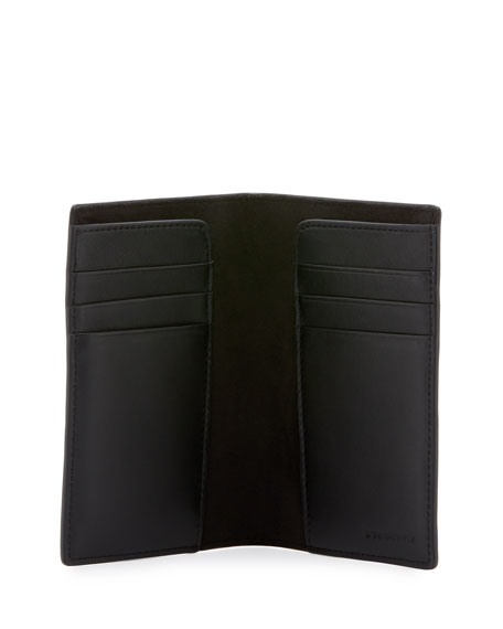 London Check Collection Wallet, Chocolate
