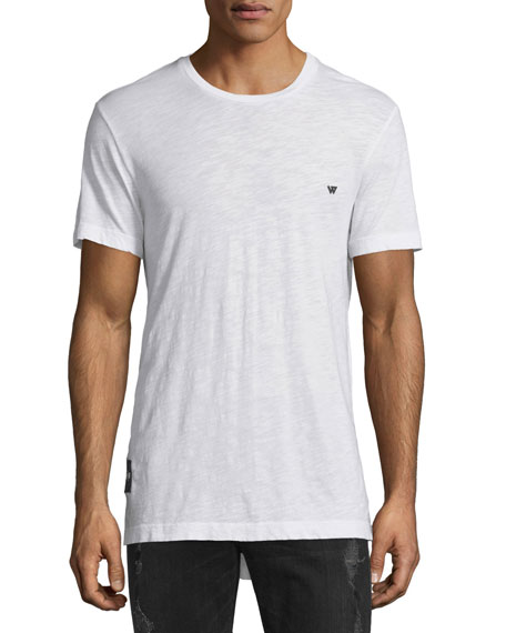 True Religion Russell Westbrook Collection Elongated Short-Sleeve