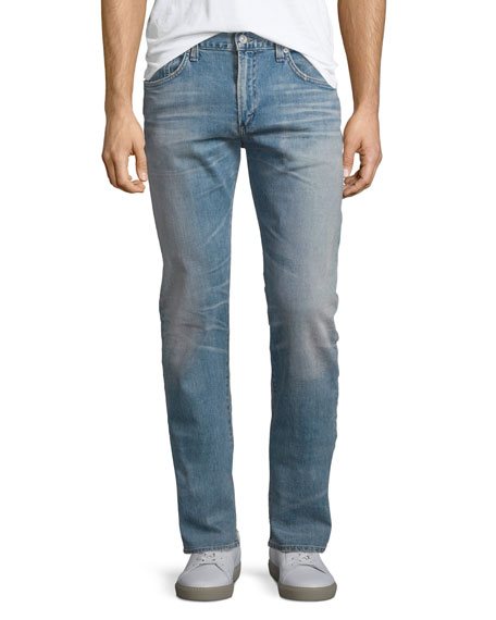 Citizens Of Humanity Holden Anchor Slim-Fit Denim Jeans,