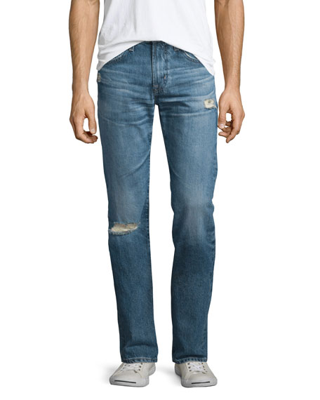 AG Adriano Goldschmied Matchbox 20-Year Bungalow Denim Jeans