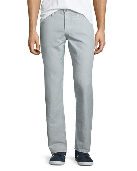 AG Adriano Goldschmied Graduate Sulfur Quartz Jeans
