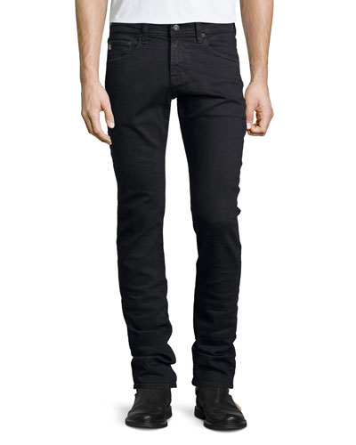 Nomad Sulfur Denim Jeans, True Black