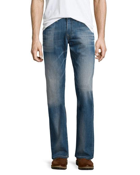 True Religion Ricky Pacific Light Denim Jeans, Light