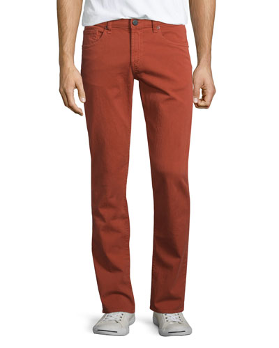 Tyler Slim-Fit Denim Jeans, Ember
