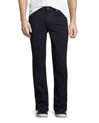 Brixton Resin Denim Jeans, Navy