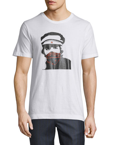 Ringo Starr Capsule Collection Short-Sleeve Graphic T-Shirt, White