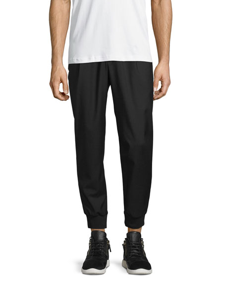 McQ Alexander McQueen Tailored Wool Track Pants