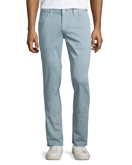 Hudson Jeans Blake Reef Rock Slim-Straight Jeans, Light