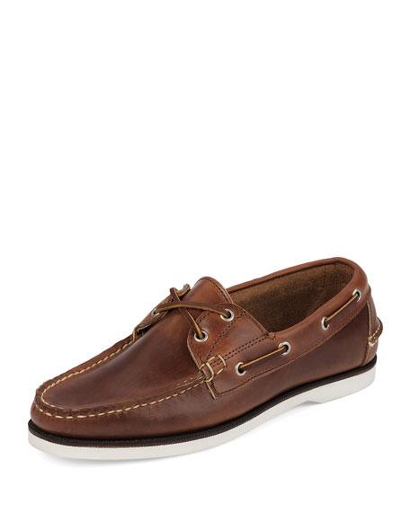 Eastland Made in Maine Freeport USA Boat Shoe,