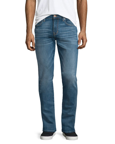 Nasri Slim-Fit Denim Jeans, Blue