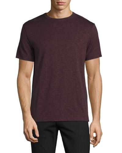 Gaskell Crewneck T-Shirt, Helleborus Multi