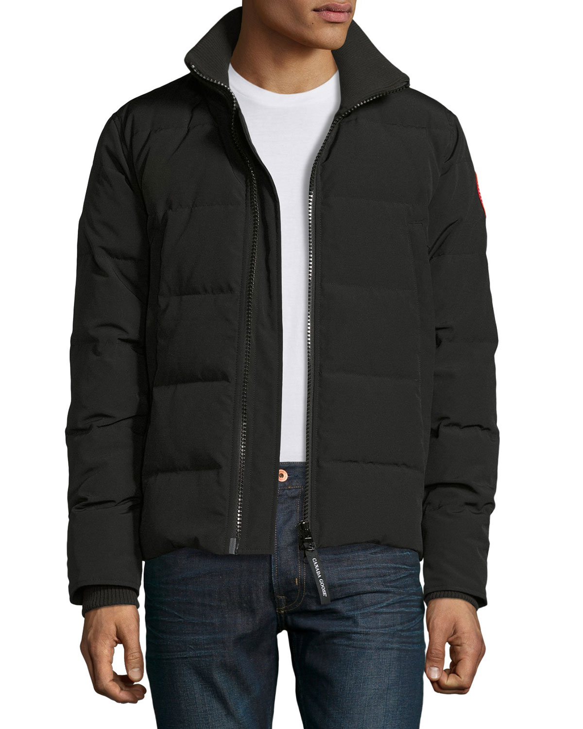 67a05a39d Canada Goose Woolford Puffer Jacket