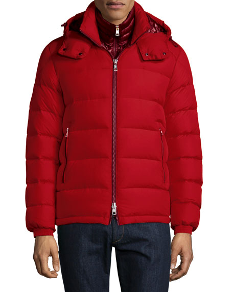 prada red jacket for men
