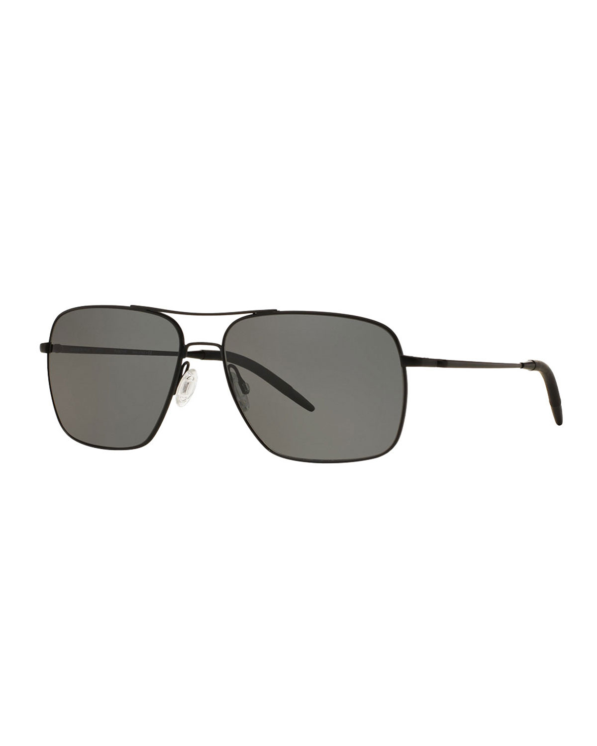 34aac5a8afc Oliver Peoples Clifton 58 Polarized Sunglasses