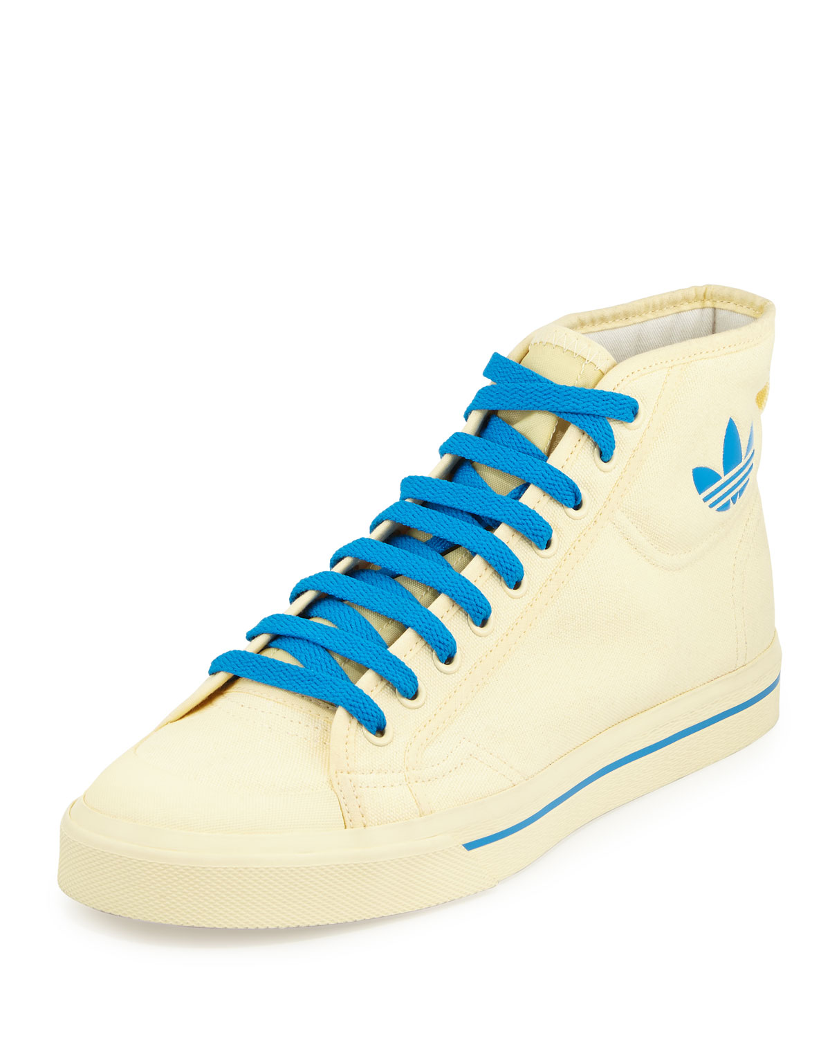 4aa77de3321156 adidas by Raf Simons Matrix Spirit High-Top Sneaker