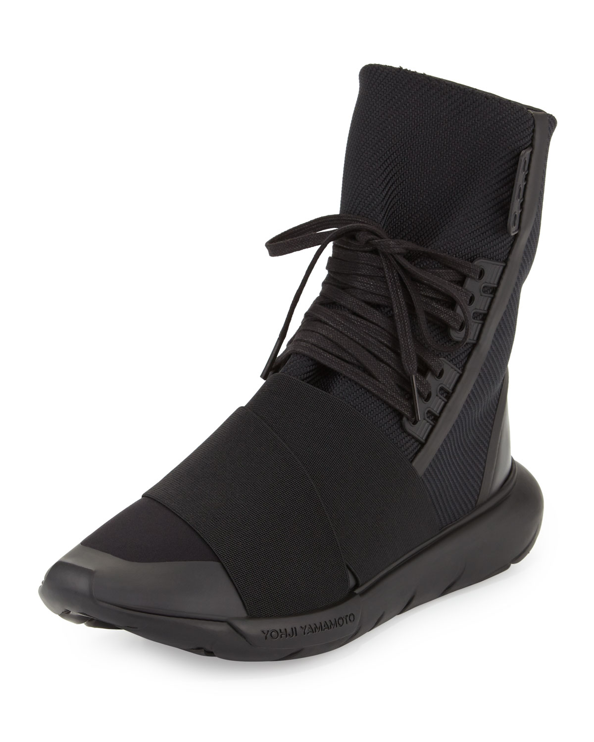 b3041c7e2f32e Y-3 Qasa Men s High-Top Sneaker Boot