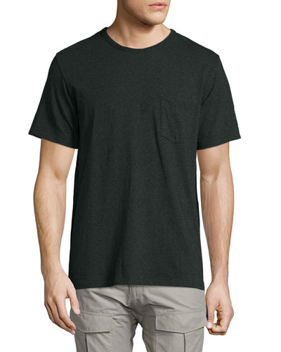Standard Issue Pocket T-Shirt, Spruce