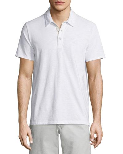 Standard Issue Polo Shirt, White