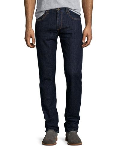 Fit 3 Slim-Straight Denim Jeans, Heritage