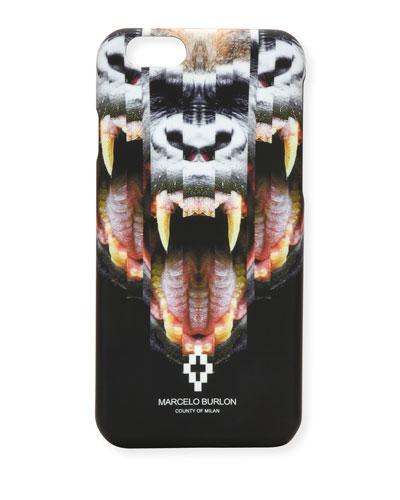 Las Tortolas iPhone 6 Case, Black