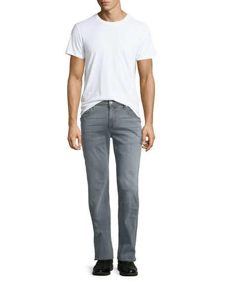 Men's The Straight Dispatch Denim Jeans, Gray
