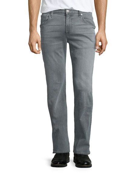 7 For All Mankind The Straight Dispatch Denim