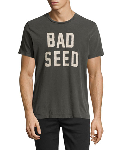 Bad Seed Graphic T-Shirt, Black
