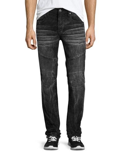 Rocco Heritage Moto Corduroy Pants