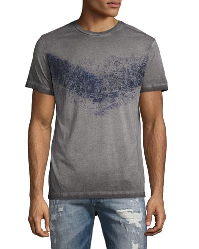 T-Diego-HL Chevron T-Shirt