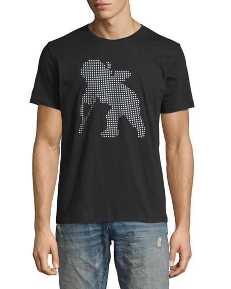 Cherub Logo Graphic T-Shirt