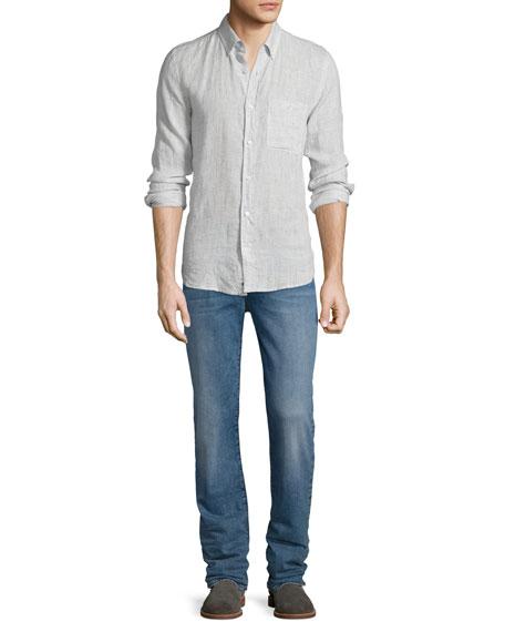 FoolProof Slimmy Slim Straight-Leg Jeans, Instinct
