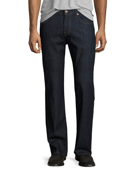 7 For All Mankind Austyn Relaxed Straight-Leg Denim