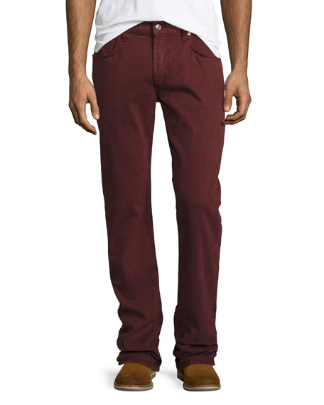 7 for all mankind Men's Luxe Performance: Slimmy