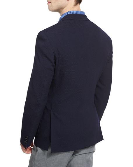 Hugo boss black raye wool jacket