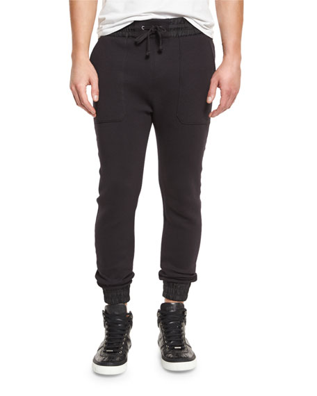 cuffed track trousers - Black Helmut Lang Cheap Pictures vCMXU