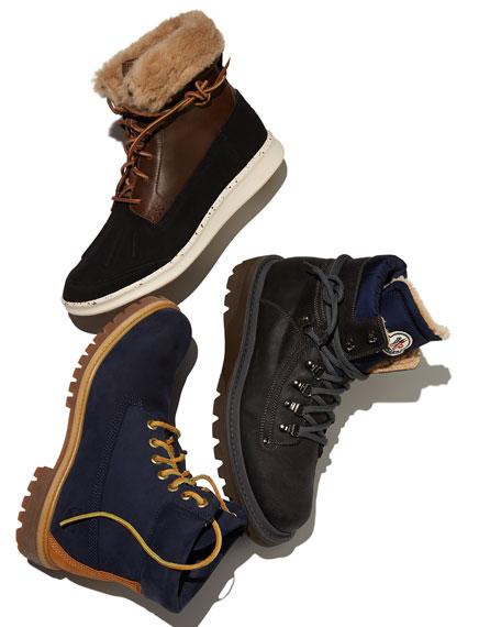 Men's Roskoe Duck Boot, Dark Chestnut