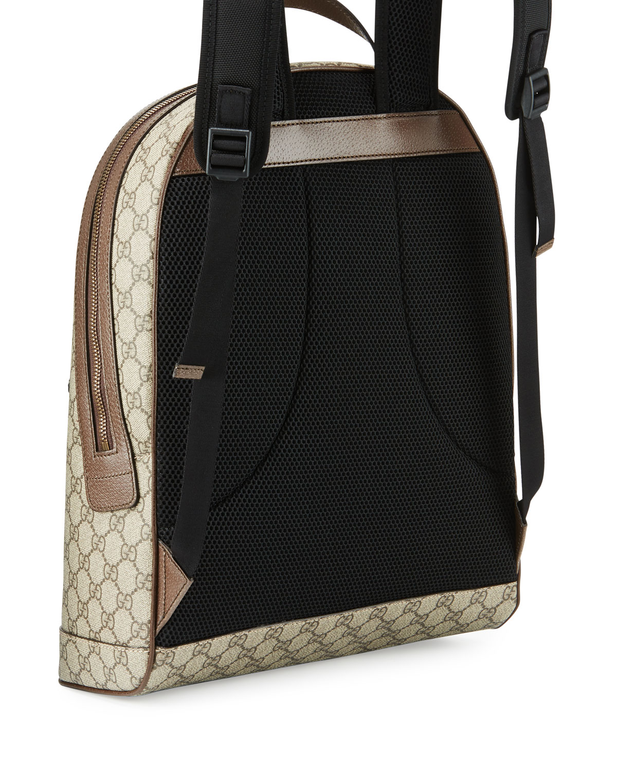 bb0b6ca797a2 Gucci Men's Web Animalier Backpack with Bee | Neiman Marcus