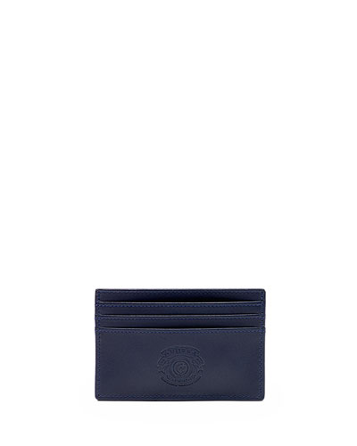 Slim Credit Card Case No. 204, Blue